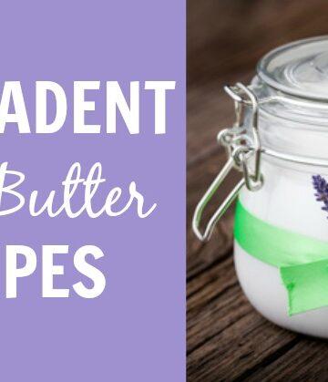 10 Decadent Body Butters | nutritionallywealthy.com