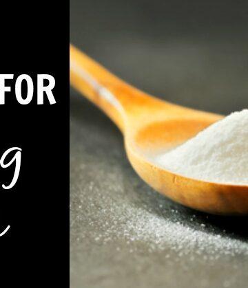 36 Uses for Baking Soda | nutritionallywealthy.com