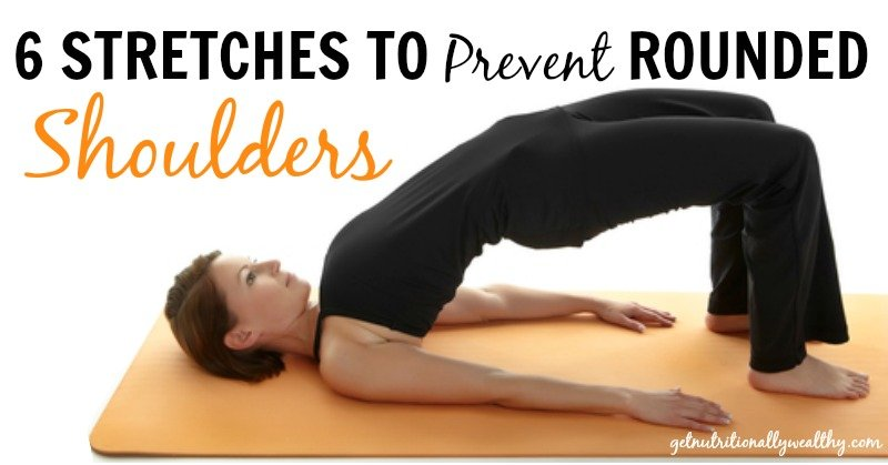 6 Stretches to Prevent Rounded Shoulders - NW