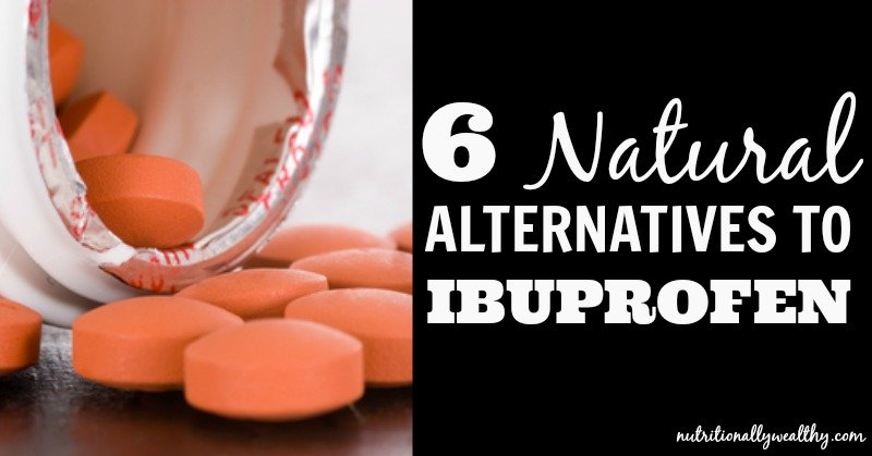 homeopathic substitute for ibuprofen
