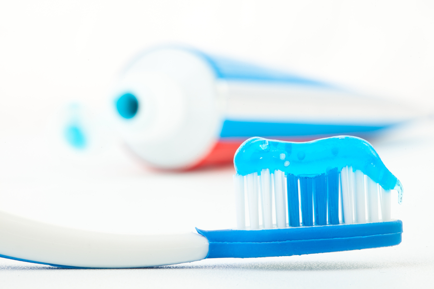 Crest toothpaste embeds plastic in our gums