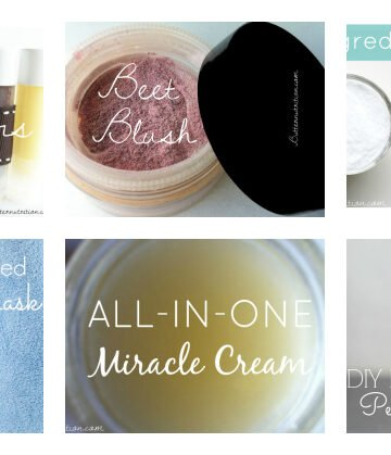 20 Beauty Products to STOP Buying and START Making
