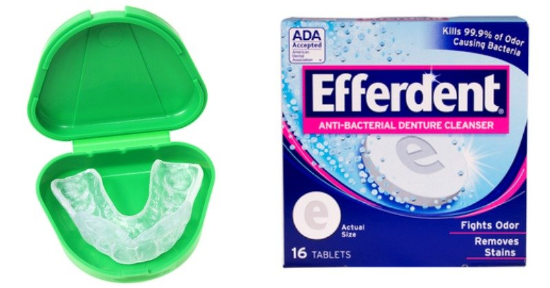 WARNING] Are you marinating your dental appliance in chemicals? - NW
