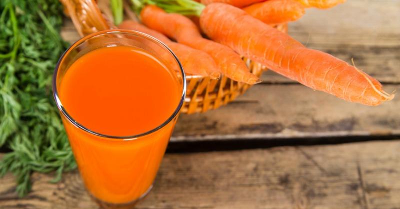 Carrot Juice Cure