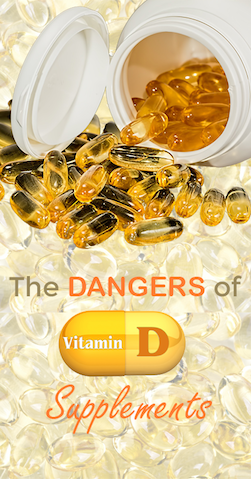 The Dangers Of Vitamin D Supplements (that no one tells you about) | Nutritionally Wealthy